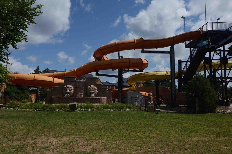 Polinesia Water Park Resort Water Park