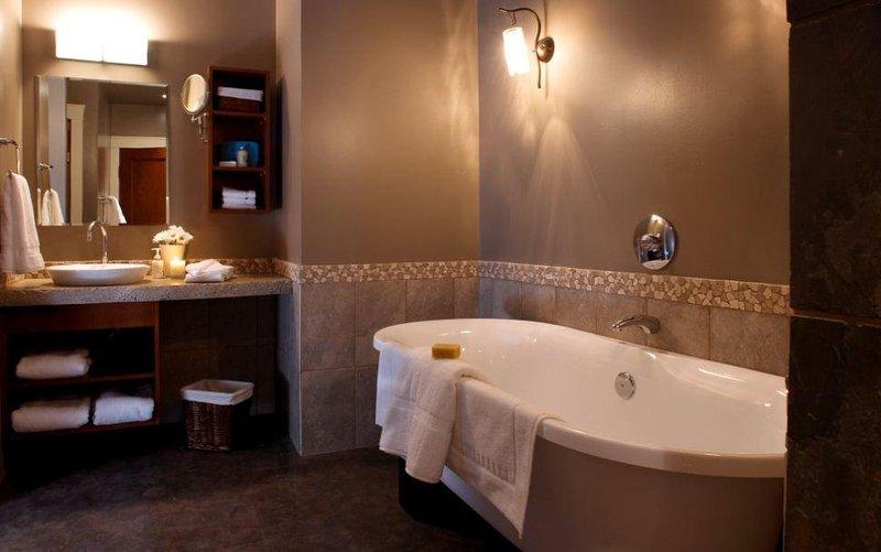 Solara Resort and Spa Badezimmer