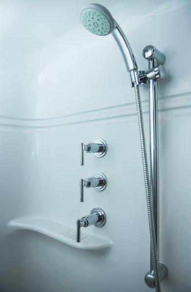 Solara Resort and Spa Bathroom Shower