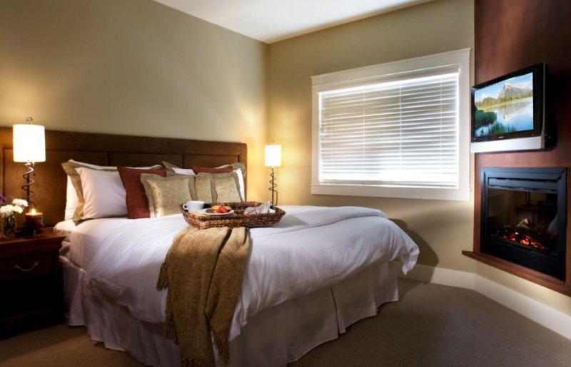 Solara Resort and Spa Master Bed