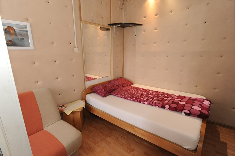 Deluxe Room 11 (With bathroom), casa vacanza a Zemun