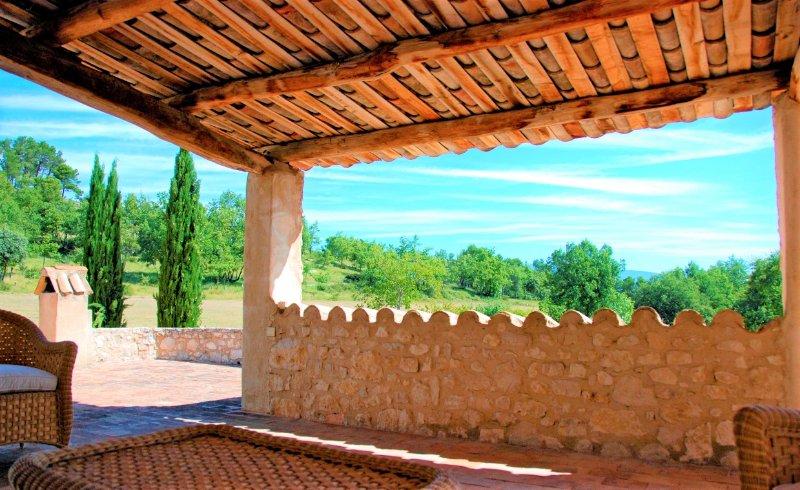 Sunflower Suite terrace