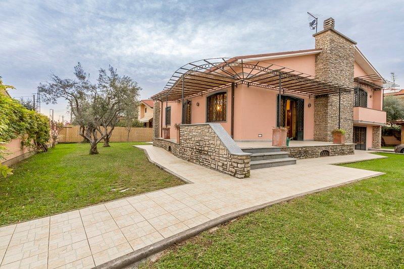 Il Ranocchiaio, holiday rental in Ripa-Pozzi-Querceta-Ponterosso