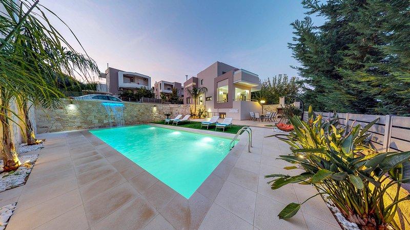 Style Top Luxury Villa, Daratso Chania, holiday rental in Daratsos