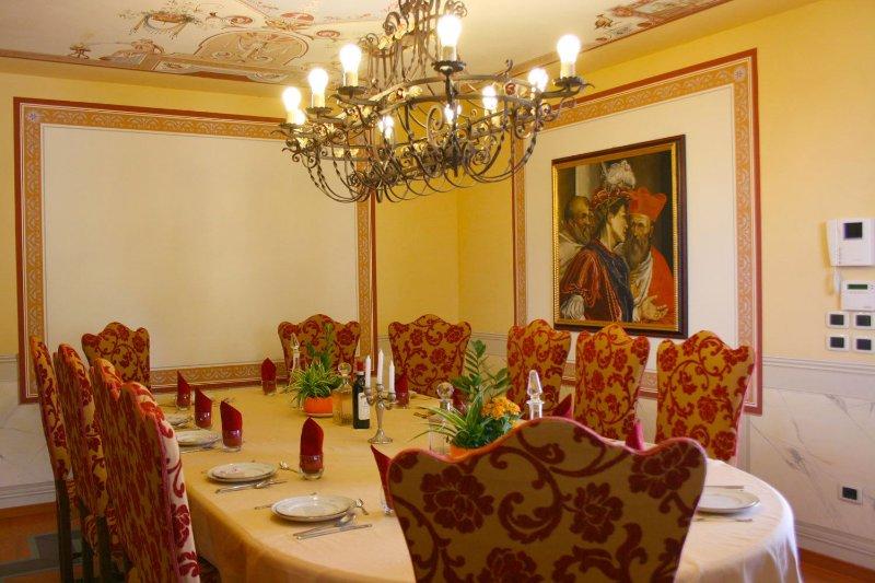 VILLA CAPPUCCINI, holiday rental in Castiglion Fiorentino