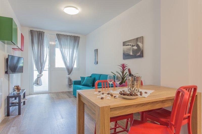 Santa Sofia Apartments - Piazza dei Signori Apartment, Ferienwohnung in Cadoneghe