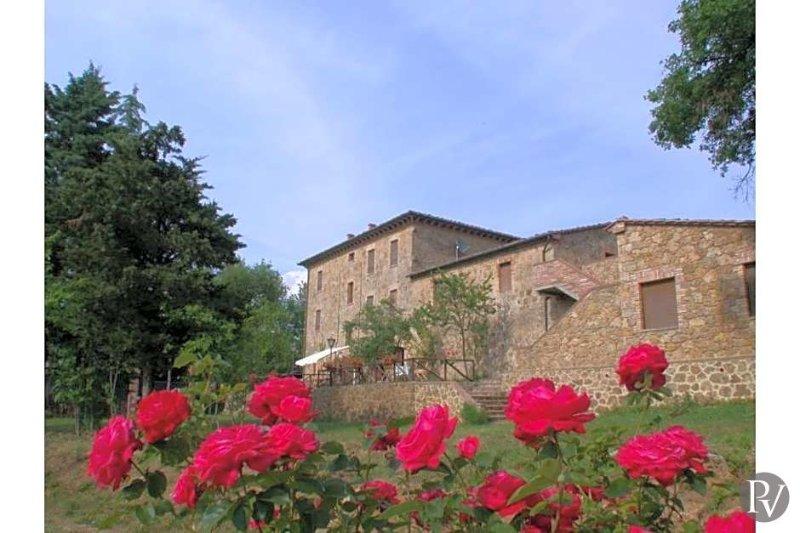 Ticchiano Villa Sleeps 8 with Pool - 5433403, vacation rental in Ciciano