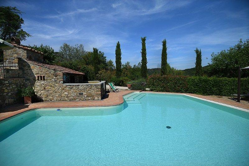 Villa Lacustre, vacation rental in San Casciano in Val di Pesa