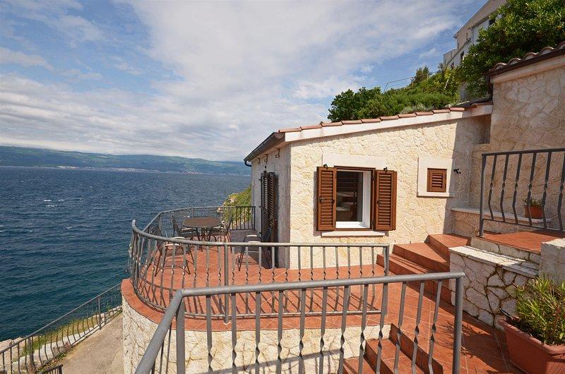 Villa Albatros, casa vacanza a Risika
