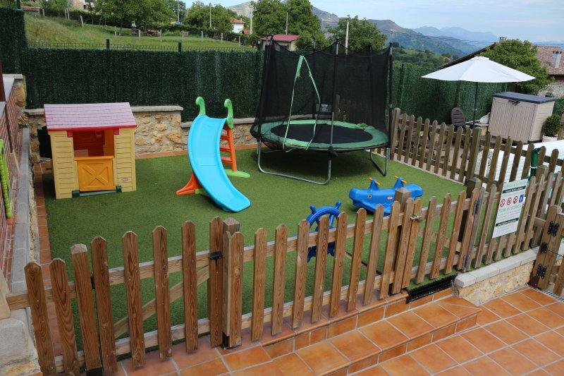 area per bambini condivisa