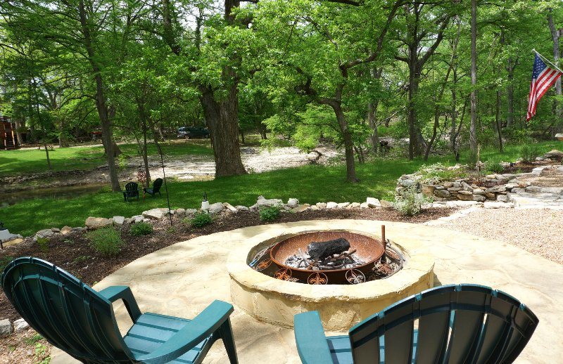 The Wimberley House, holiday rental in Wimberley