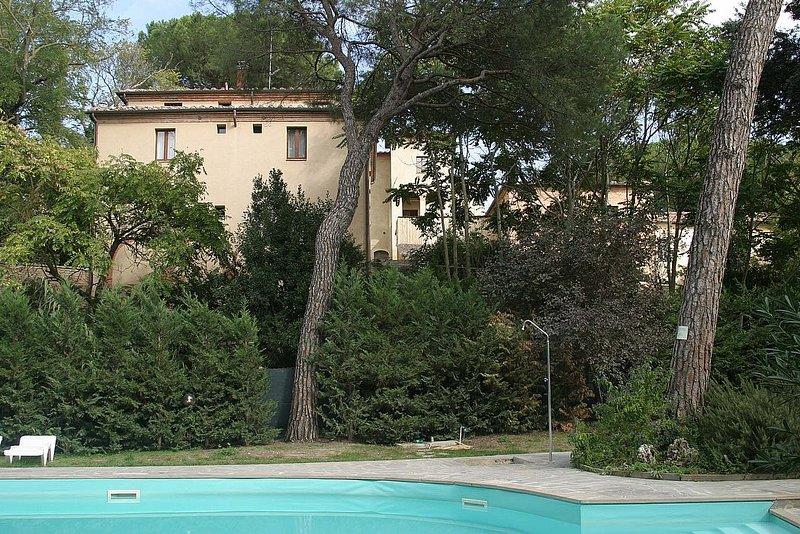 Villa Davide F, holiday rental in Chiusi