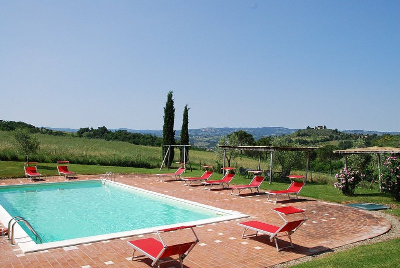 Casa Cassiodoro G, Ferienwohnung in Castelfiorentino