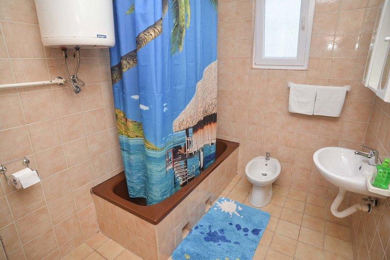 A3 donji(4): bathroom with toilet