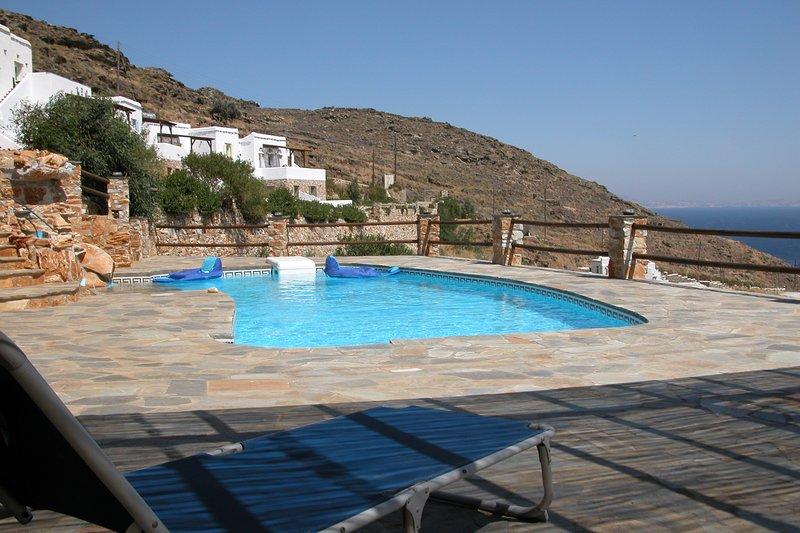Apartament 2 chambres, holiday rental in Triantaros