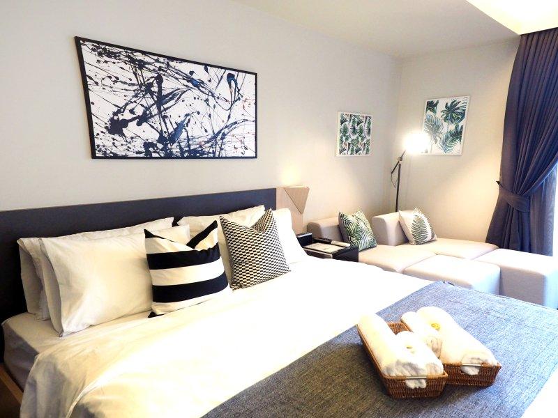 Brilhante & Clean cama King Size