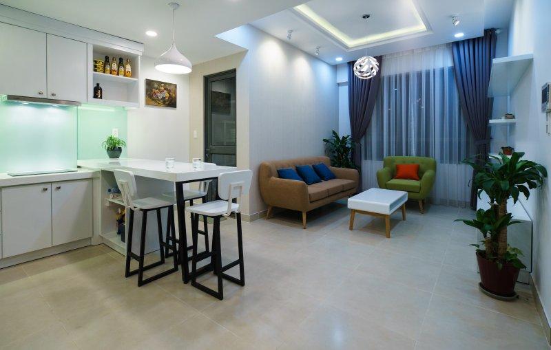 Masteri 1BR - APARTMENTEL, aluguéis de temporada em Bien Hoa