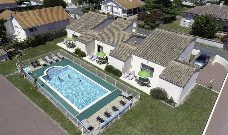 LESTREMIERES 1, vakantiewoning in Marennes