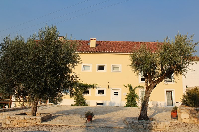 Retiro do Bosque Country House, Ferienwohnung in Fatima