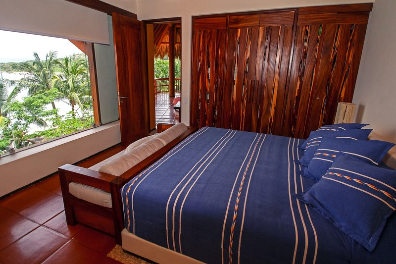 Penthouse on the Beach-1Bdrm, holiday rental in Troncones