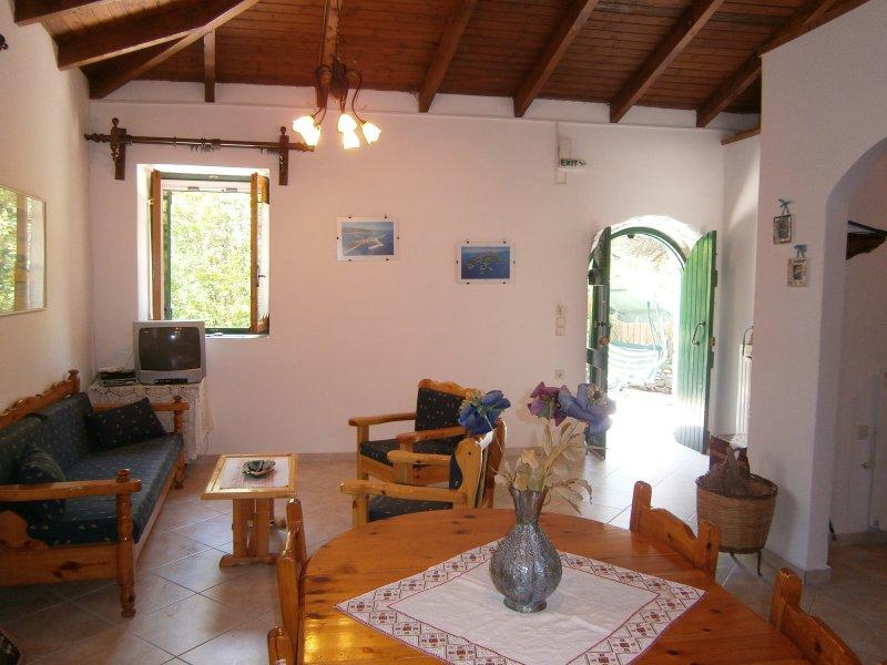 VILLA FRIAS, vacation rental in Kavallos
