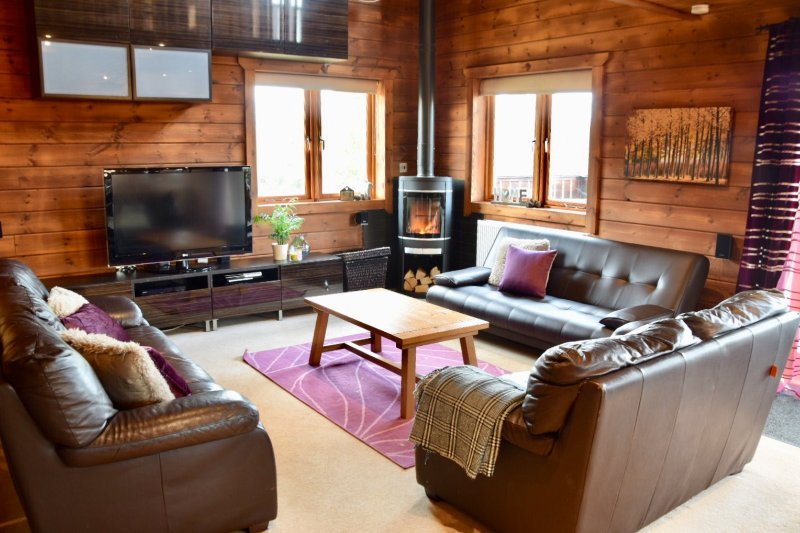 Gather in the Cosy Lounge