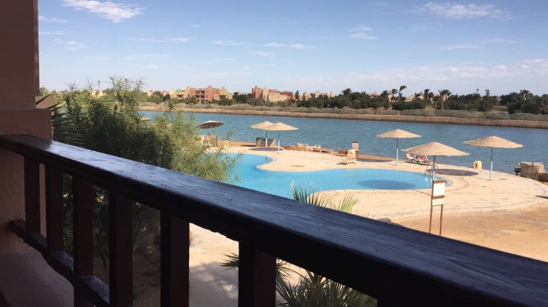 A beautiful cosy 1BR for a perfect vacation in El Gouna resort, Ferienwohnung in El Gouna