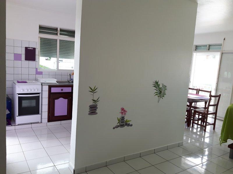 lounge kitchen View