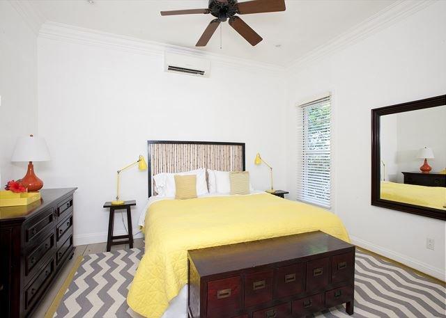 Beach Cabana bedroom