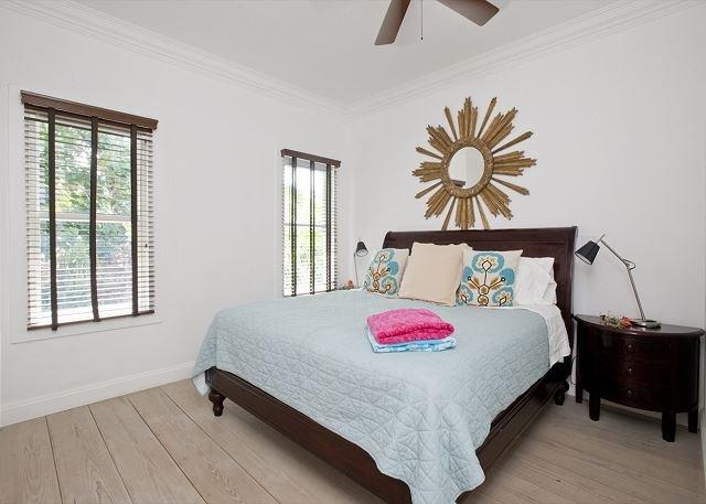 Guest Cottage bedroom 1