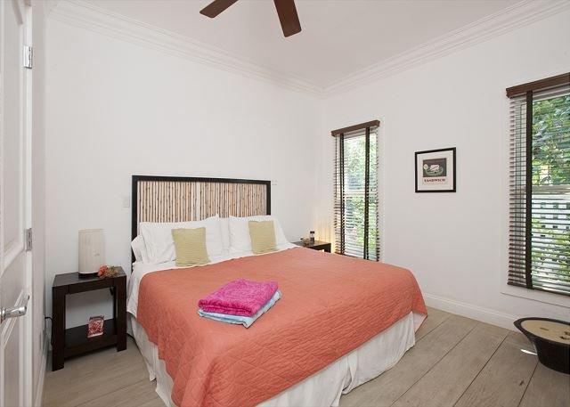 Guest Cottage bedroom 2