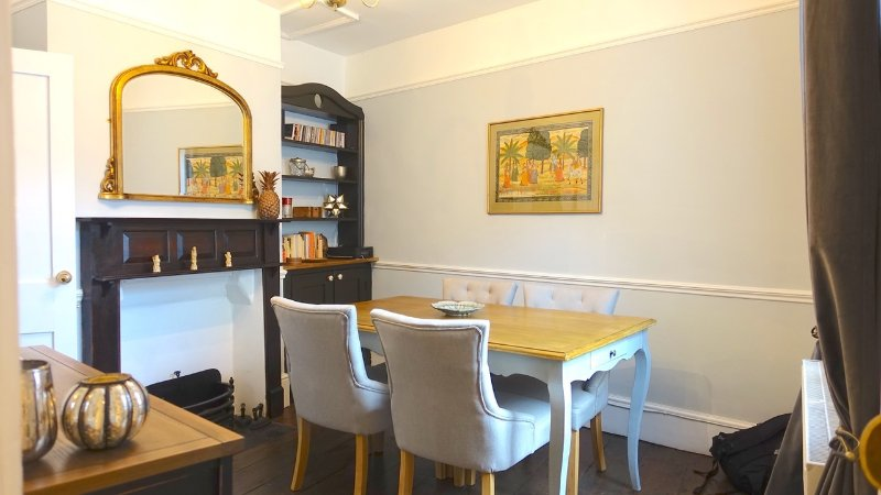 Right in the heart of the Old Town, beautiful historic 3 bed Town House, holiday rental in Westgate-on-Sea
