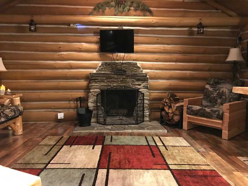 Black Bear Lodge, vacation rental in Lowville