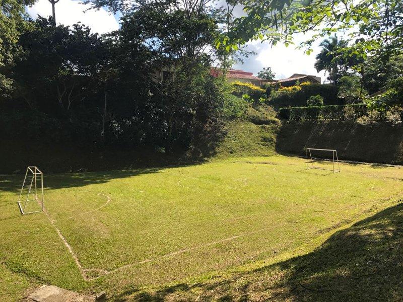Terrain de football en condo