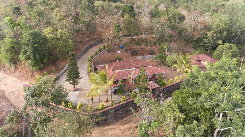 CASSELLS RESORTS VANDIPERIYAR ,INDIA, vacation rental in Kanchiyar