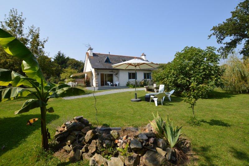 Maison de vacances à Saint Lunaire, en campagne à 3.5 km de la plage, holiday rental in Beaussais-sur-Mer