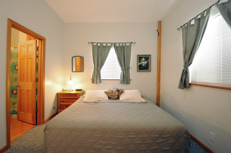 Wagon room - King bed