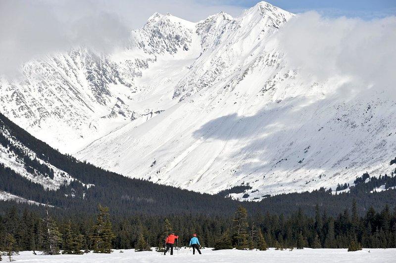 Nordic Skiing - Moose Meadows