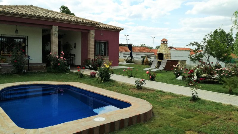 Alojamiento Rural Los Rosales, holiday rental in Pedroche