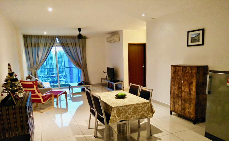 Sweet Dreams at KSL D'Esplanade Residence at KSL City Mall,JB, vacation rental in Johor Bahru