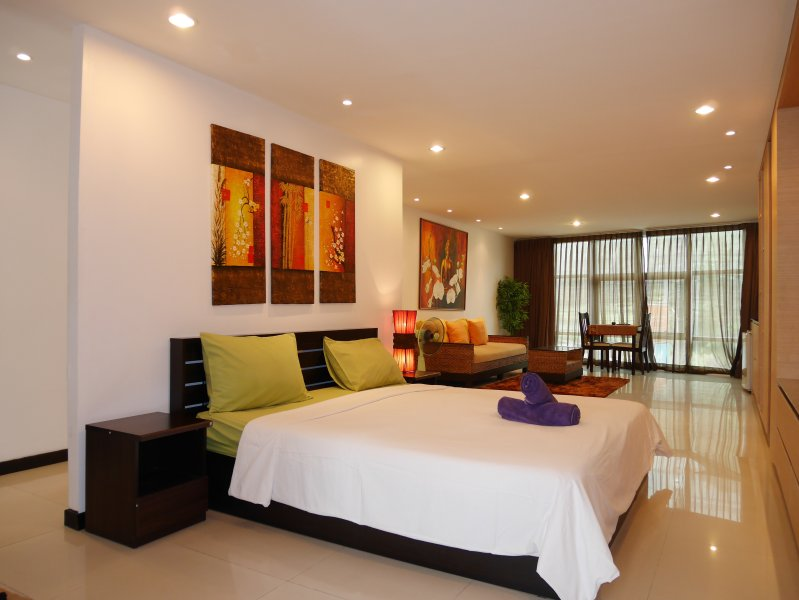 Deluxe Studio Apartment 4/2 (Lamai beach), vacation rental in Lamai Beach