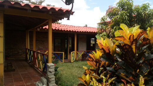 finca casa de campo ecoposada Don Angel Fresno Tolima Colombia, holiday rental in Tolima Department
