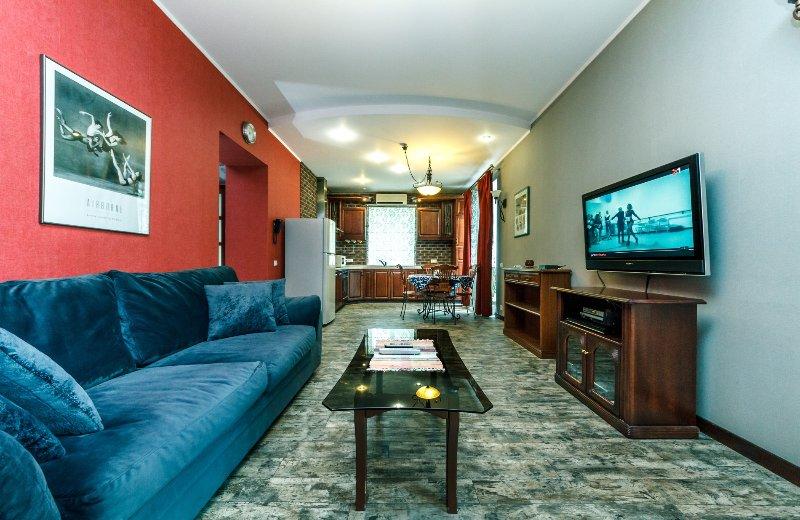 2175 - One bedroom. 17 Khreshchatyk. Centre of Kiev, location de vacances à Kiev