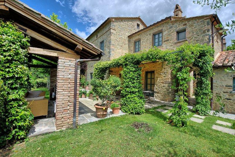 Villa La Pergola, vacation rental in Borghetto