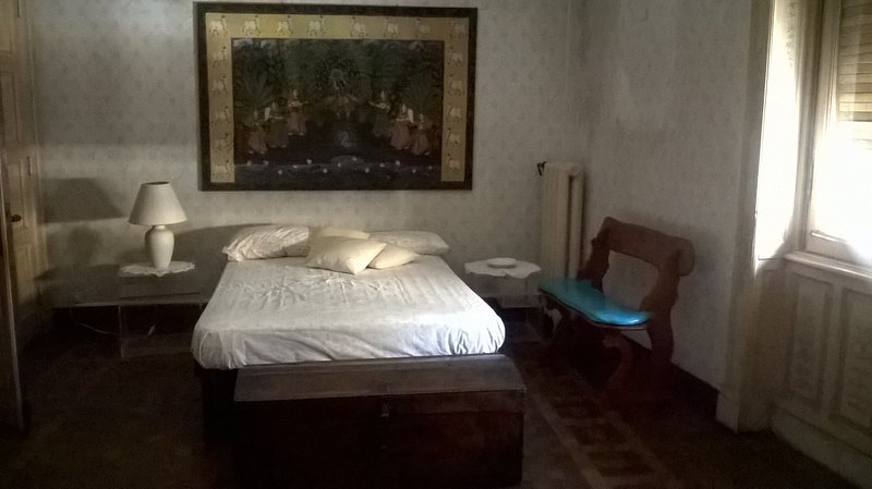 INDIA GREEN ROOM, holiday rental in Neirone