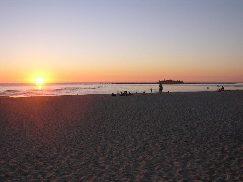 Local Award Winning Beach of 'Moledo'