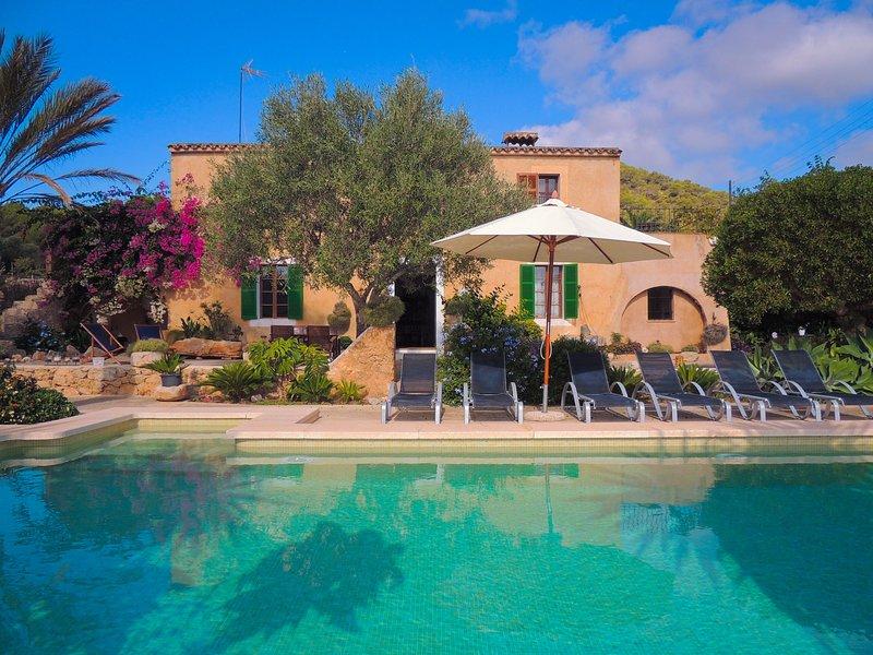Can Roca, location de vacances à S' Horta