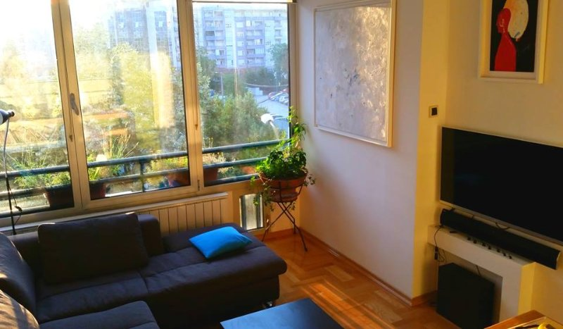 City Center Apartment with Parking, holiday rental in Banja Luka