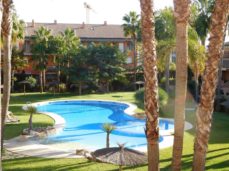 Great gardens , pool | Javea