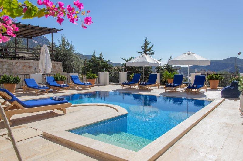 Villa Fosa, Kalkan, holiday rental in Kalkan